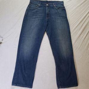 Lucky Brand Mechanic Jeans